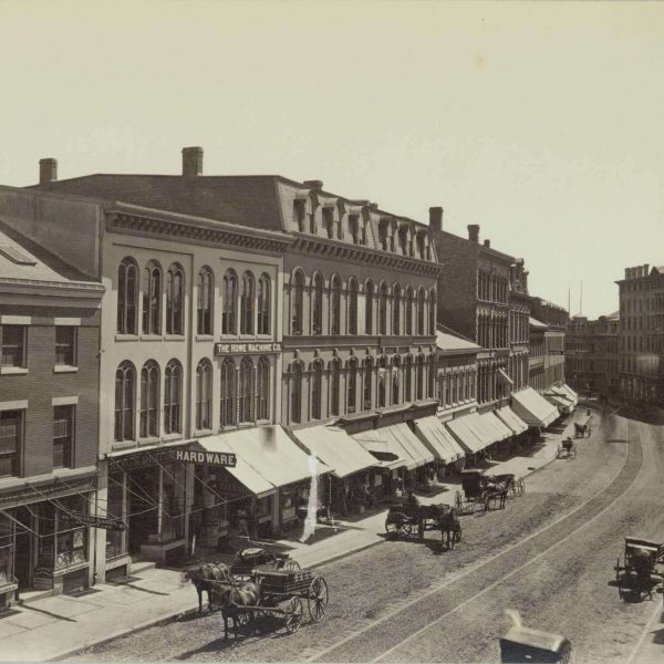 Portland Maine in 1890